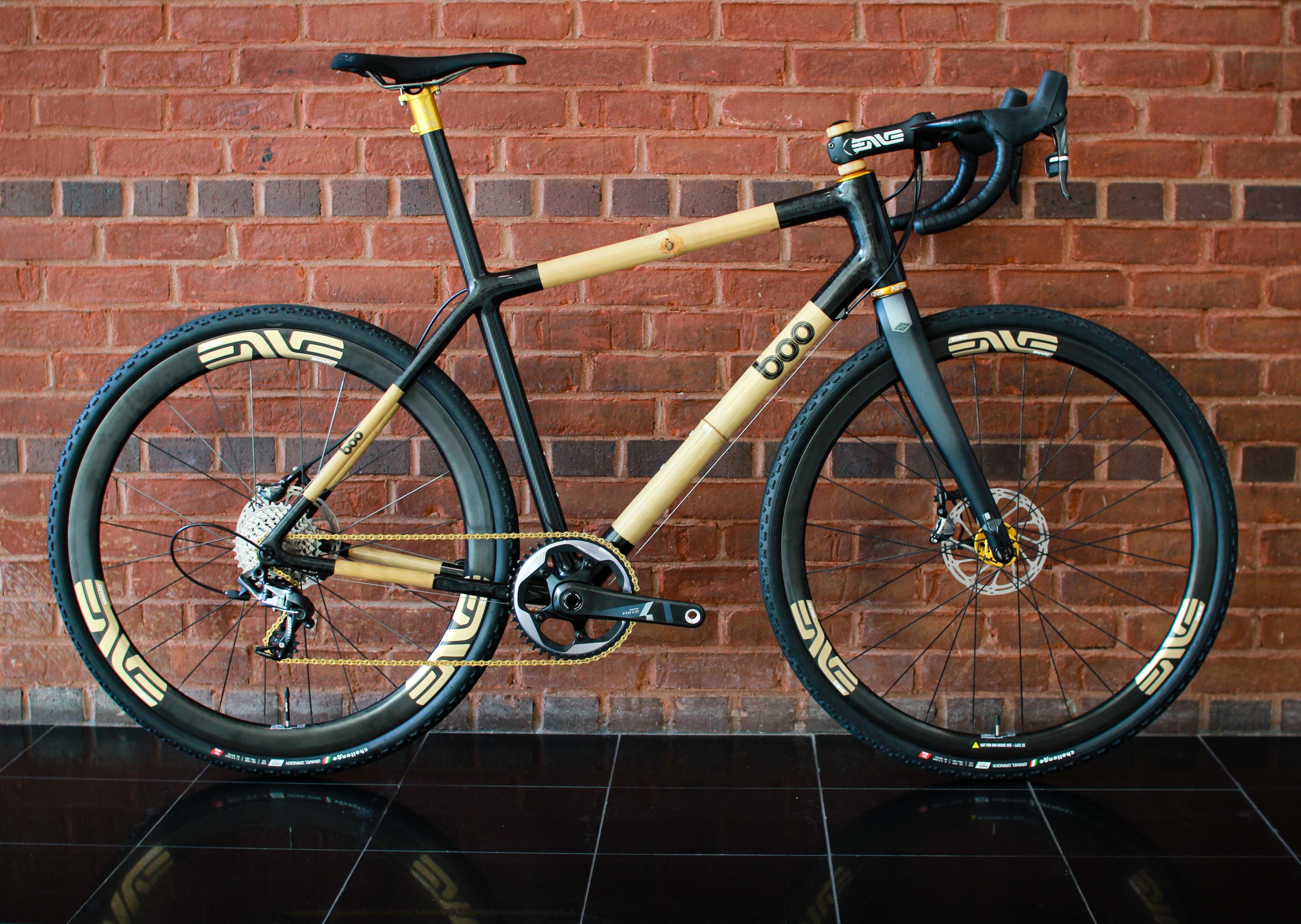 Boo Bicycles Boo Sl Series Building The Ultimate Bamboo