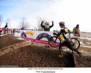 Skyler @ Cross Nationals: Bringing Home the Bacon