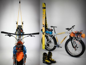 Ski Mountaineering Bike