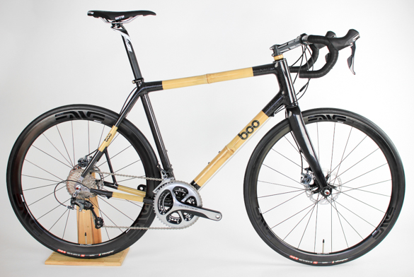 RS-R, bamboo bike, boo, boo bicycles, road bike