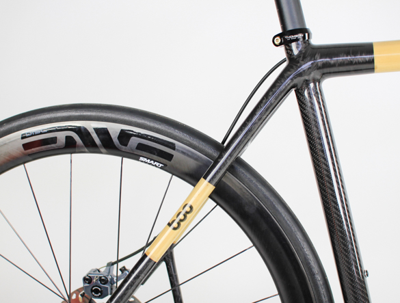 RS-R, bamboo bike, boo, boo bicycles, ENVE Composites, wheels