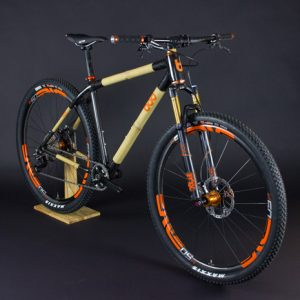 SL-M, custom mountain bike, SL Series, Boo Bicycles, thru axle, 29er, 650b