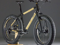SL-F, custom fat bike, SL Series, Boo Bicycles, thru axle