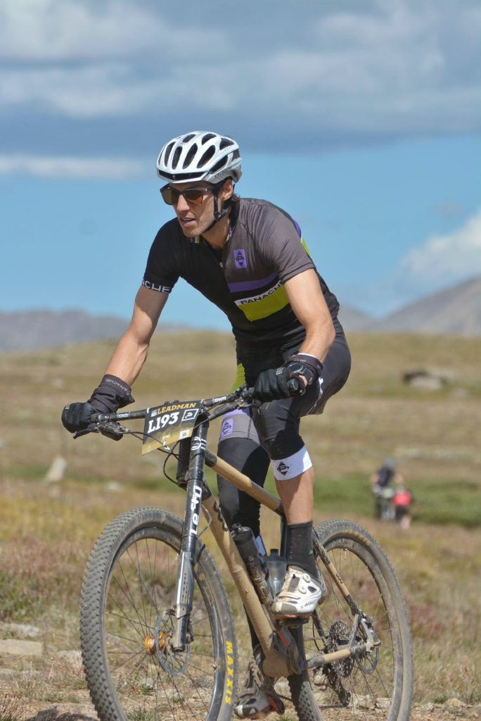 Racing the Leadville 100 and Leadman Series