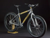 Alubooyah, fat bike, bamboo bike, bamboo and aluminum,